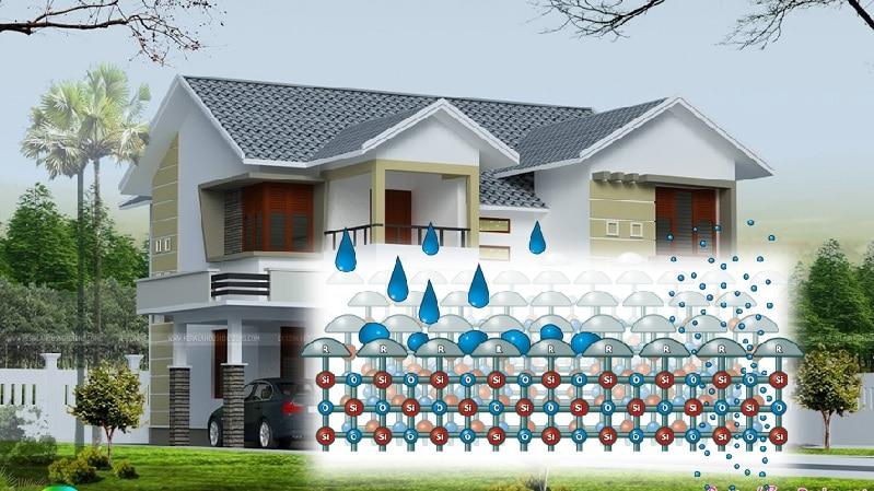 Giải pháp chống thấm hoàn hảo cho toàn bộ căn nhà của bạn với sản phẩm sơn chống thấm trong suốt không màu