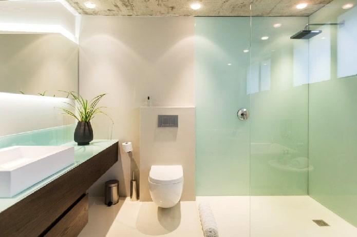 Xử lý chống thấm nhà vệ sinh bằng sản phẩm sơn chống thấm trong suốt của dochongnuoc.com