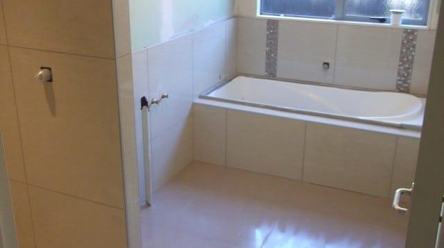 Nhà vệ sinh với nhu cầu chống thấm vô cùng cao