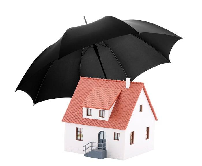 Sơn chống thấm trần nhà như là chiếc ô che chắn cho ngôi nhà khỏi sự xâm nhập của nước