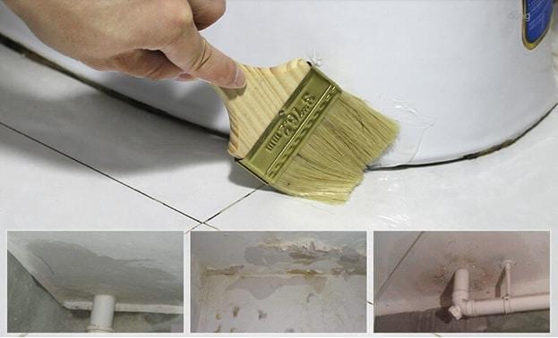 Các ứng dụng của chổi quét sơn