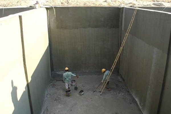 Thực hiện những cách xử lý bể nước ngầm bị thấm hiệu quả với những sản phẩm được bán tại Đồ chống nước