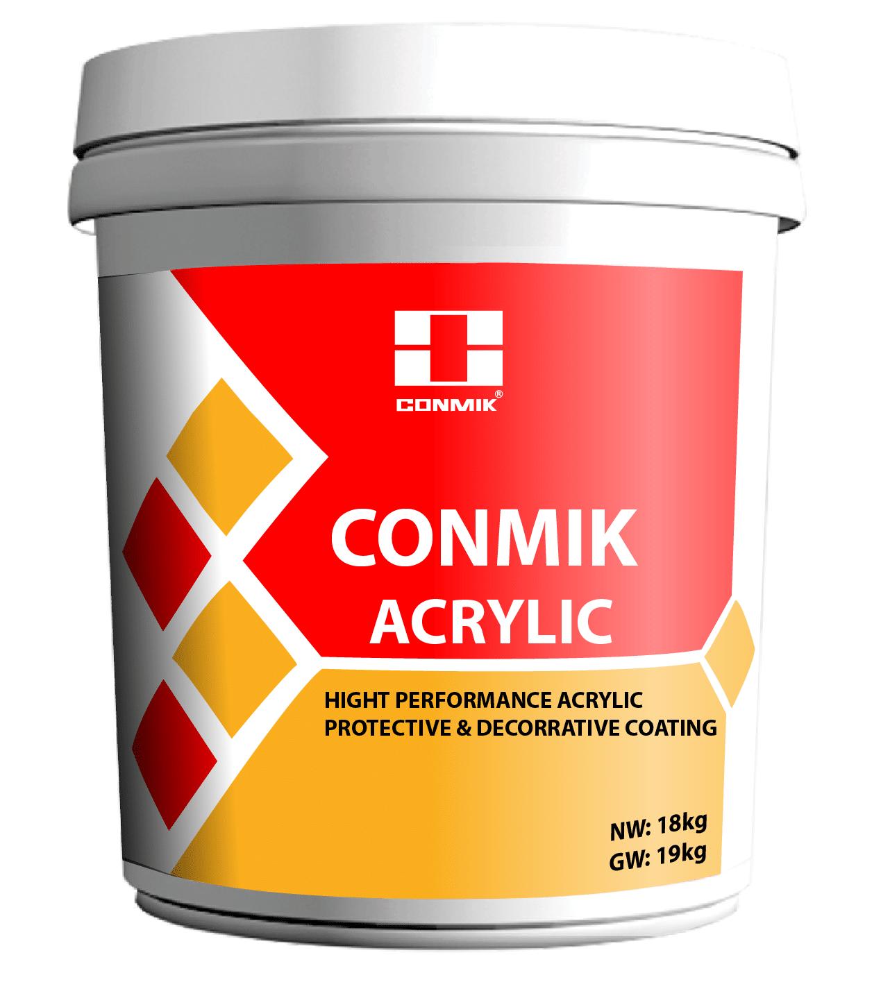 chống thấm Conmik