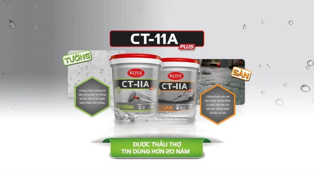 Giá sơn chống thấm CT11A