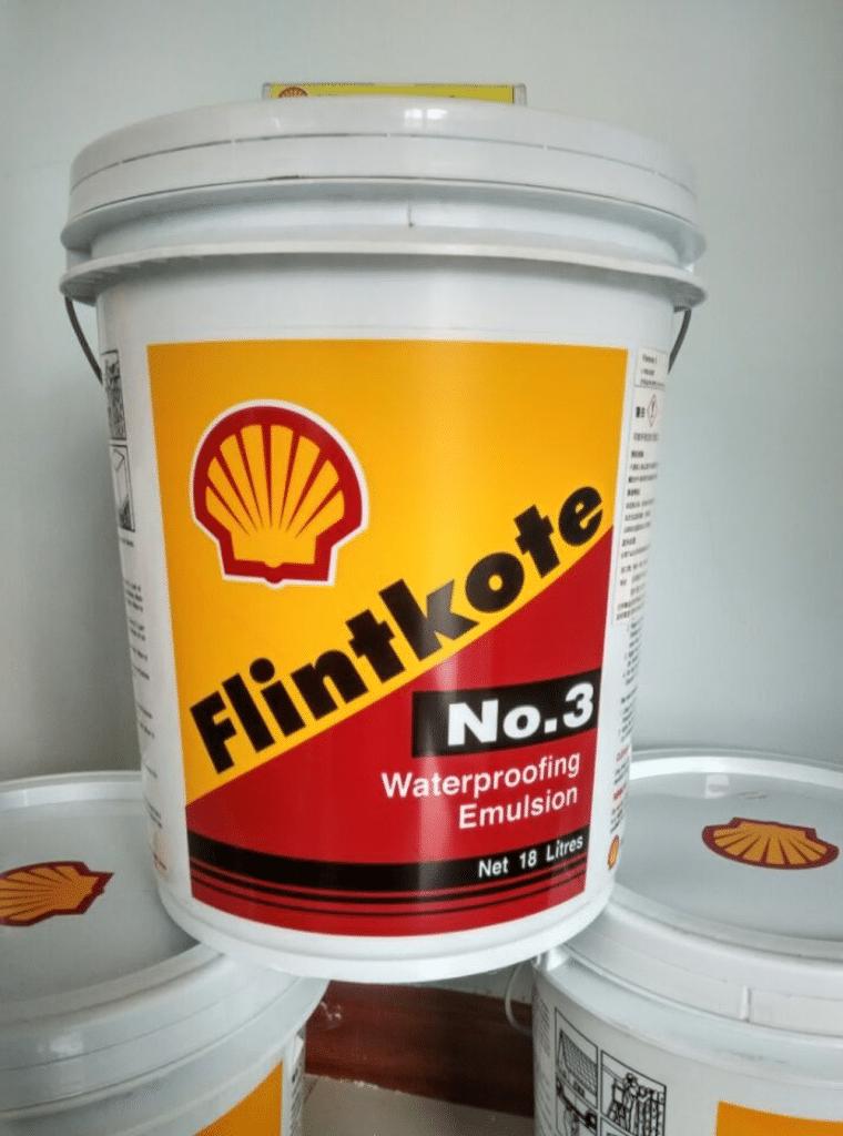 Chống thấm flinkote 3 là biện pháp thi công hợp với những quy trình riêng để đảm bảo hiệu quả nhất cho công trình