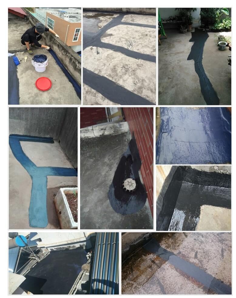 Sơn chống thấm của DOCONU hiệu quả trên mọi loại bề mặt