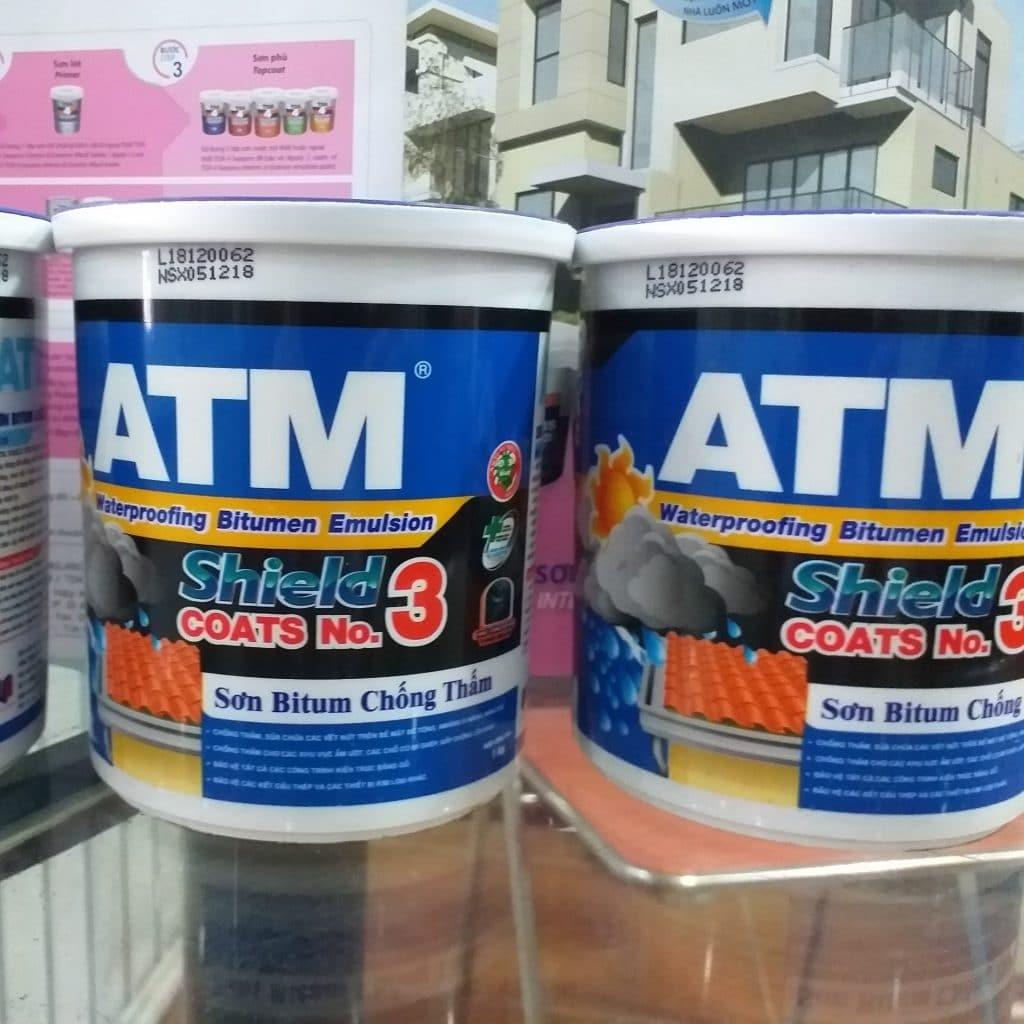 Chống thấm ATM
