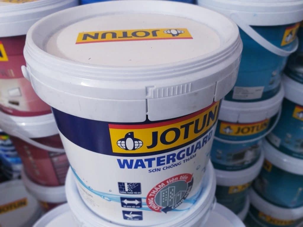 sơn chống thấm Jotun