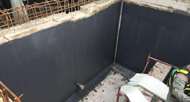 Quy trình thi công chống thấm bể nước